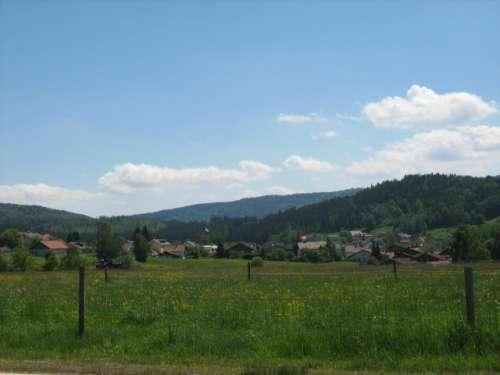 Obec Frauenau